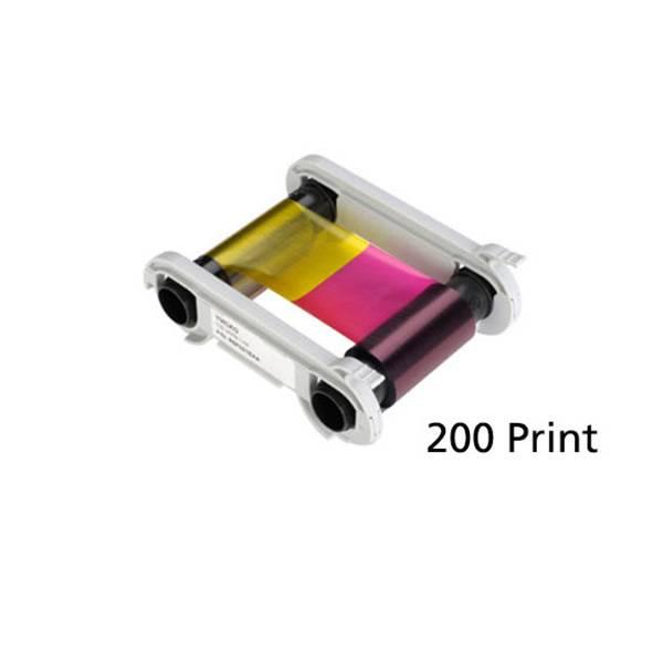Evolis YMCKO 5-panel farvebånd